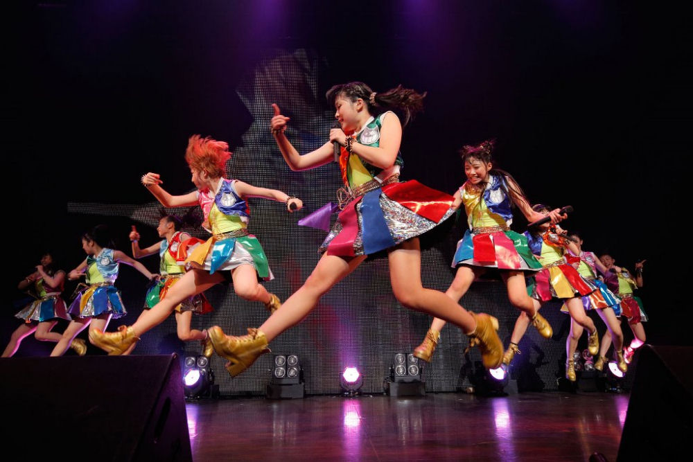Cheeky Parade (C)avex