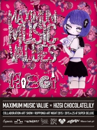 Maximum Music Values × HIZGI