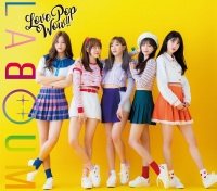 LABOUM『Love Pop Wow!!』初回限定盤